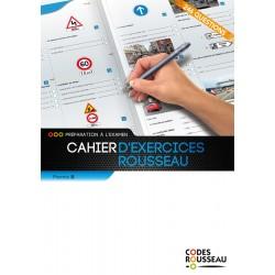 Cahier d'exercices Rousseau