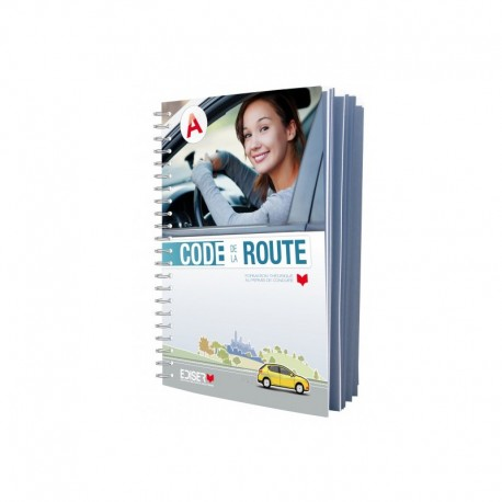 Livre Code De La Route Boutique Auto Ecole Dsf